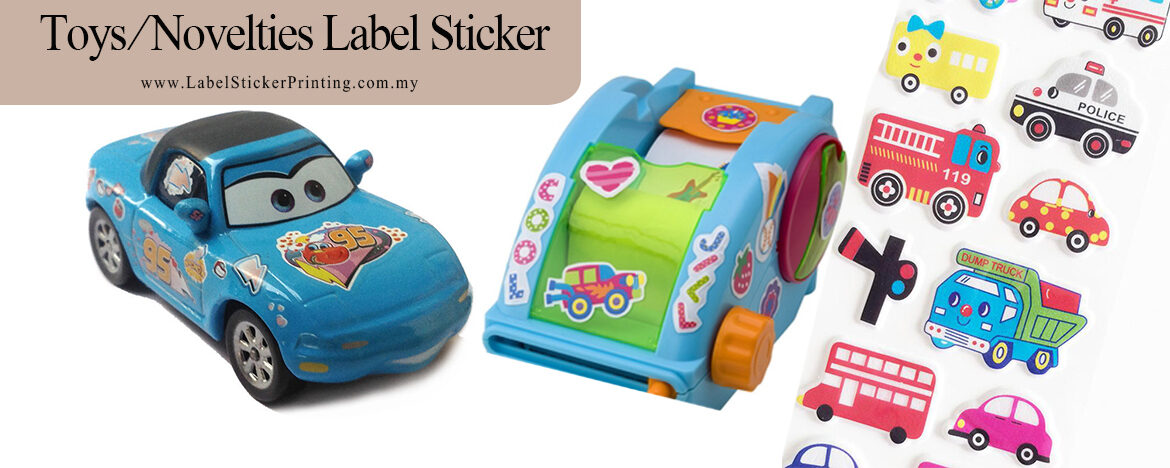Label sticker printing supplier kl klang valley malaysia
